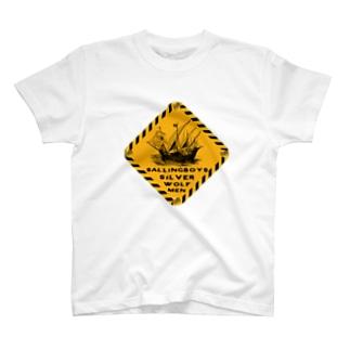 3月NEW「sallingboys」 T-shirts