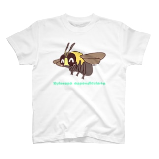 クマバチくん【むしのなかま】 T-shirts