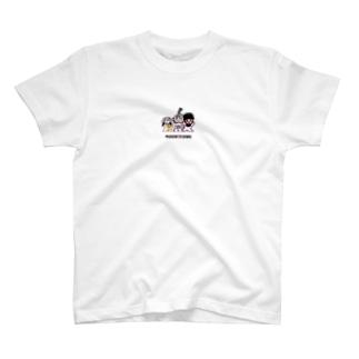 もちコングッズ T-shirts