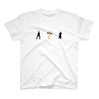 3J T-shirts