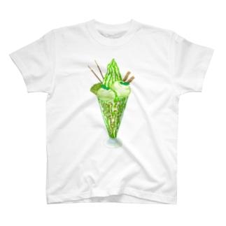キウイパフェ キウイソース T-shirts