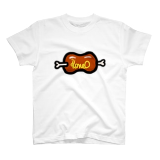 カメオ 骨つき肉 T-shirts