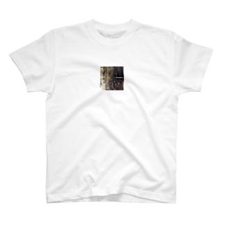 アーティスト虹丸のクラックアート T-shirts