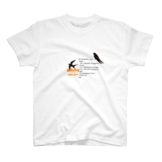 dRuby the origin / dump編 T-shirts