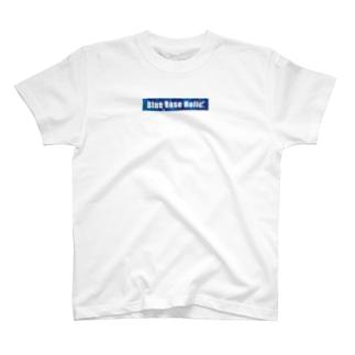 box logo T-shirt T-shirts
