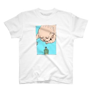 ビッグベイビーTシャツ T-shirts