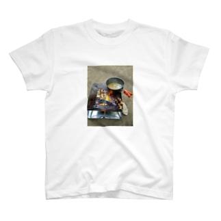 ばるキャン△ T-shirts
