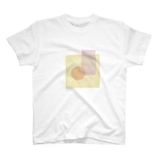 マルとシカク T-shirts