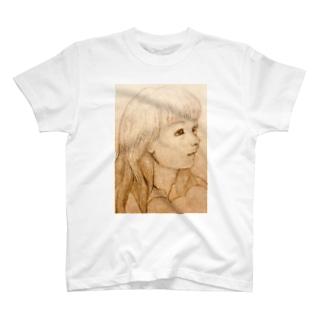 mikoの胸の内にいる可愛いあの子 T-shirts