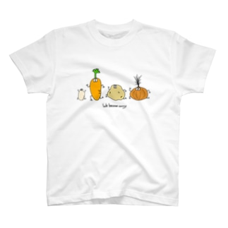 We are curry(カラー) T-Shirt