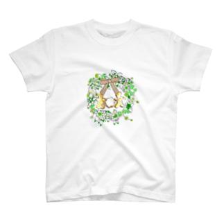 ジンジャークッキー T-shirts