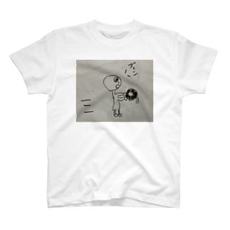 ぶんぶんくるま T-Shirt
