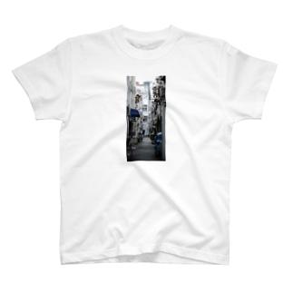 あなたのまちの T-Shirt