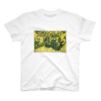 ここだけの銅版画SHOPの動物達~銅版画シリーズ1 Tシャツ