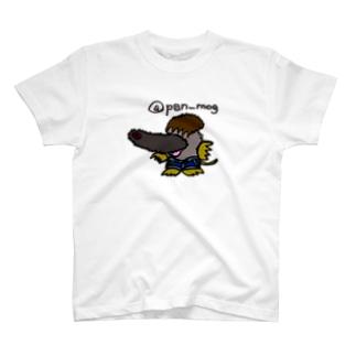 ショーパンもぐら T-shirts