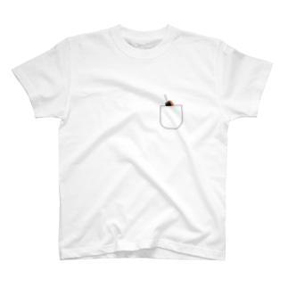 新宿カウボーイ『これペンじゃなくてイクラの軍艦巻き』 T-Shirt