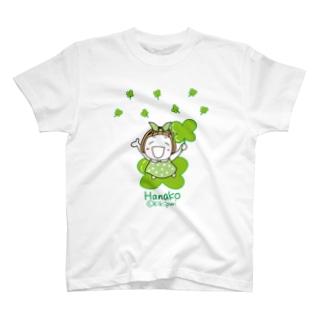 クローバー(色変更可能) T-shirts