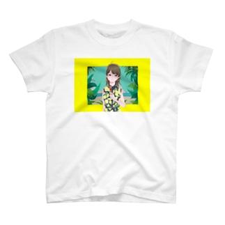 夏 T-Shirt