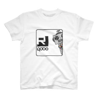 ロボT(生地) T-shirts