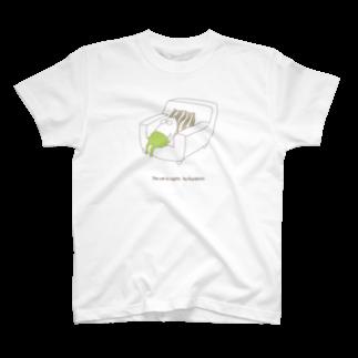 くらきちのねこタイツの休日 T-shirts