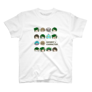 KAYAKO's CHARACTER T-Shirt