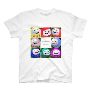 NICO NICO DARUMA T-shirts