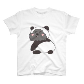 パンダぼんばー T-shirts