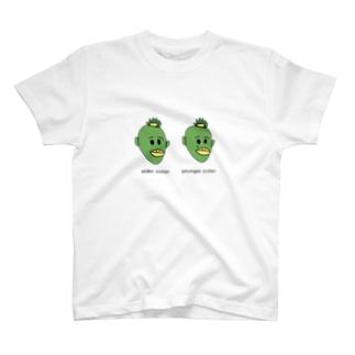 妖怪もほくろが妹 T-shirts