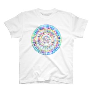 星の花かんむり T-shirts