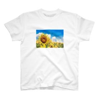 夏-憧れ- T-Shirt