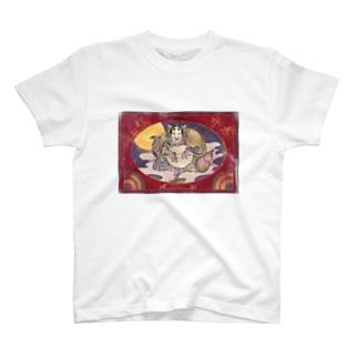 怪狸 T-shirts