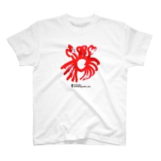 ガニ T-shirts