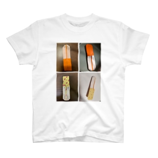 スティックてんとう虫 T-shirts