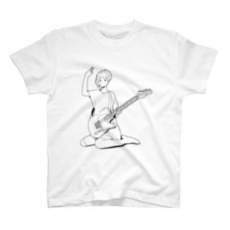 ギター子さん T-Shirt