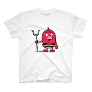 じごく2.0 赤鬼くん T-Shirt