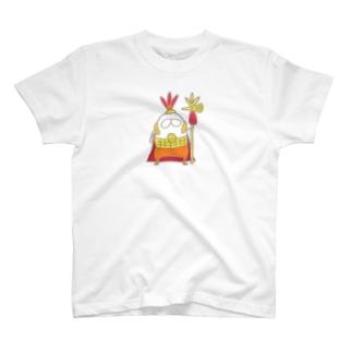ねこタイツとインカ帝国 T-shirts
