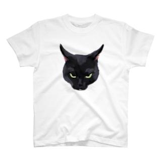キライ猫イラスト T-shirts