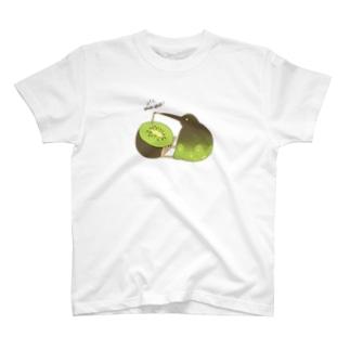キウイ化計画 T-shirts