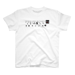 T-shirt(White)/PivotHinge (22) T-shirts