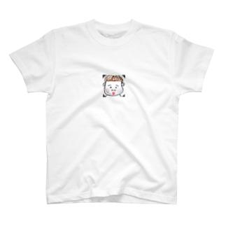 かわいい坊ちゃん T-shirts