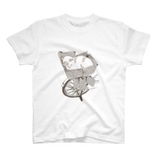 チャリネコ T-shirts