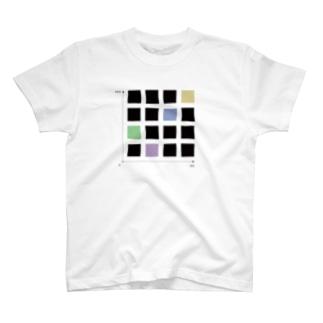 HO-DEXグラフ(白) T-Shirt
