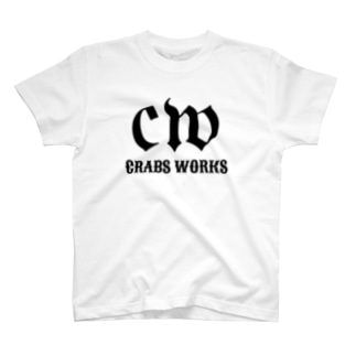 CRABS WORKS  Tシャツ T-shirts