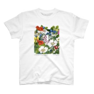 T シャーロットの花園 T-shirts