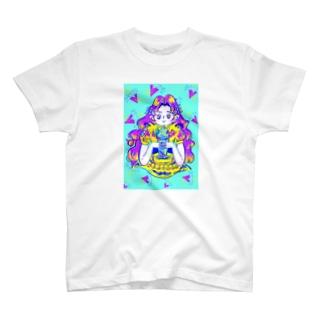 NEO POP GIRLS_C T-Shirt