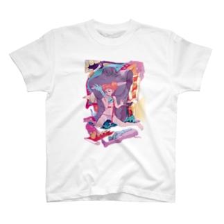 健康診断 T-shirts