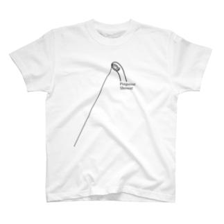 ピンポイントシャワー T-shirts