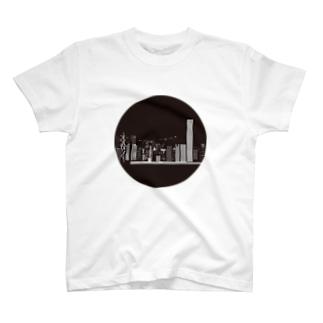 HongKong夜景 T-shirts