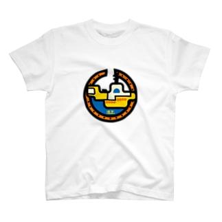パ紋No.2916 法土 T-shirts