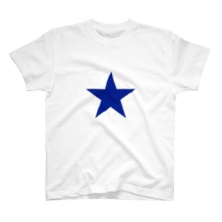 ワンスターTシャツ T-shirts